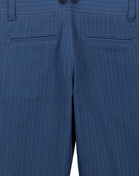 Pantalon Bleu GONOPAN / 19W902V1PAN703
