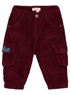 Pantalon Violet GUMUPAN1 / 19WG10F1PAN718