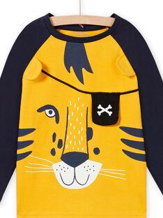 Pyjama Jaune MEGOPYJLION / 21WH1281PYJB107
