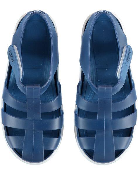 Sandales Bleue JGBAINIGOR / 20SK36Z2D34C218