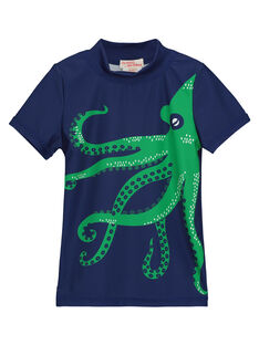 Tee-shirt anti-UV garçon FYOMERUVTIEX / 19SI02K3TUVC204