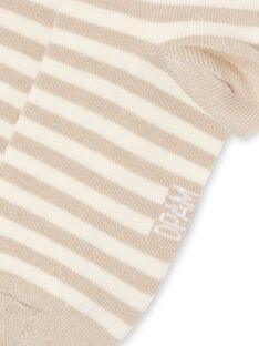 Chaussettes Ecrue LYOJOCHOR5 / 21SI0245SOQ001