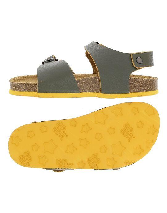 Sandale en cuir garçon CGNUKAKI / 18SK36W8D0E604