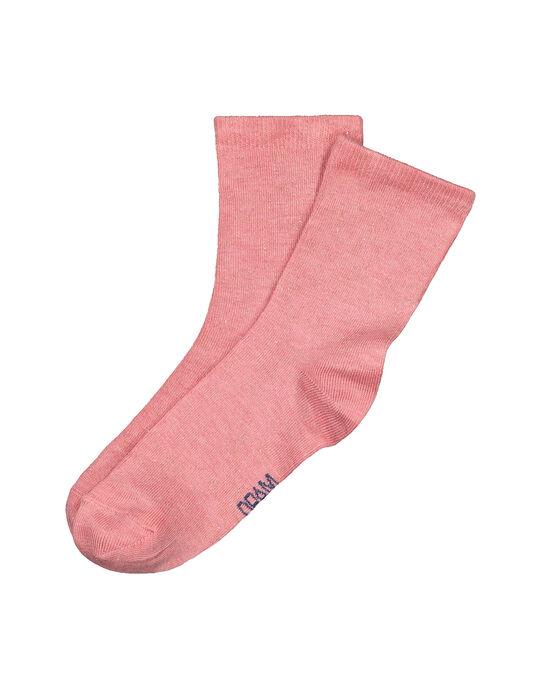 Chaussettes à paillettes fille FYAJOCHO2A / 19SI0136SOQ304
