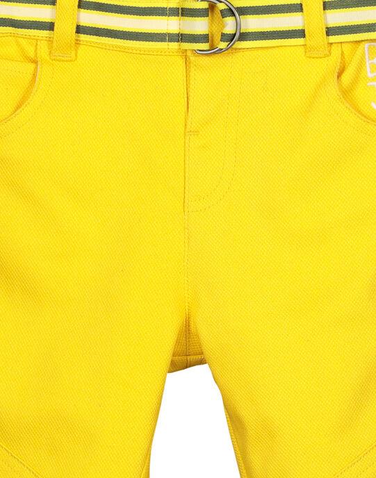 Pantalon bébé fille FILIPAN / 19SG0921PAN103