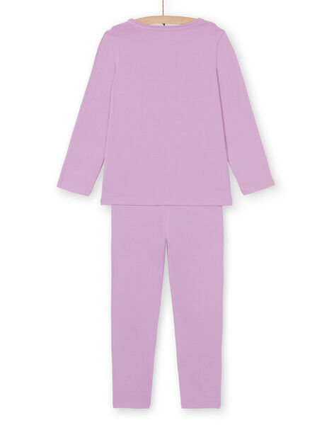 Pyjama Mauve LEFAPYJFRU / 21SH11S4PYG326