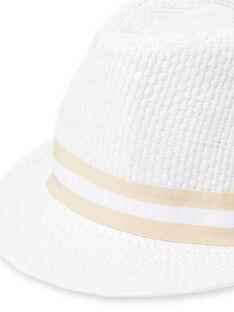 Chapeau Blanc LYUBALCHA / 21SI10O1CHA000