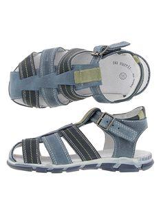 Sandale en cuir garçon CGSANDGECO / 18SK36W1D0EC218