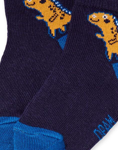 Chaussettes Bleu marine LYUJOSCHO5 / 21SI1044SOQ707