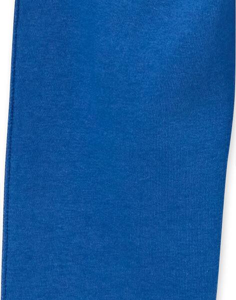 Bas de Jogging Bleu LOBLEJOG / 21S902J1JGB702