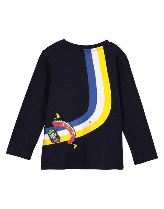 Tee-shirt fantaisie garçon FOCOTEE2 / 19S90282TML705