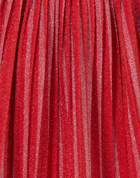 Jupe Rouge  LAROUJUP1 / 21S901K2JUPF517