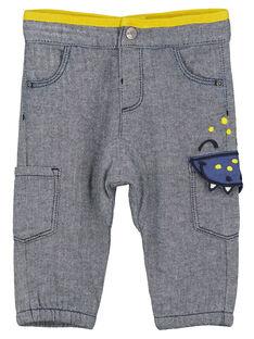 Pantalon fantaisie bébé garçon  GUJAUPAN1 / 19WG10H1PAN717