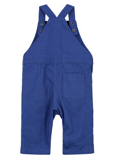 Salopette Bleu marine GUSANSAL / 19WG10C1SAL720