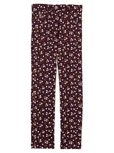 Pantalon Marron GAJAUPANT / 19W901H1PANI809