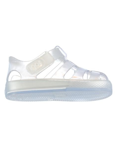 Sandales Transparent JBGBAINMIX / 20SK38Z4D34961