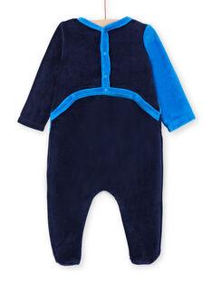 Grenouillère Bleu marine LEGAGRELEF / 21SH1454GRE713