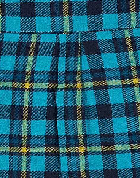 Chemise manches longues à carreaux KUBRICHEM / 20WG10F1CHM705
