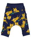 Pantalon Bleu marine GUMUPAN2 / 19WG10F2PAN070