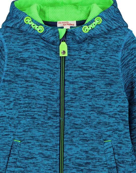 Gilet Technique Bleu Turquoise GOJOGITEK1 / 19W90233D28C200