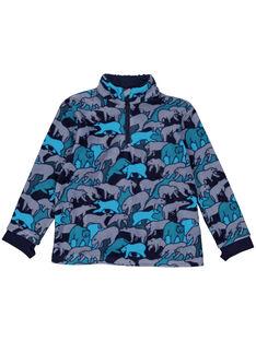 Sweat Shirt Gris GOSKIPUL / 19W902W1SWE940