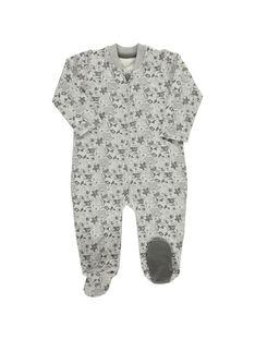 Dors-bien en coton bébé garçon CEGUGREMER / 18SH1453GRE099