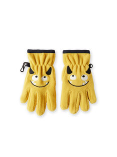 Paire de gants enfant garçon KYOLUGAN / 20WI02P1GAN104