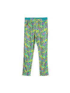 Pantalon fluide fille FATUPANT / 19S901F1PAN099