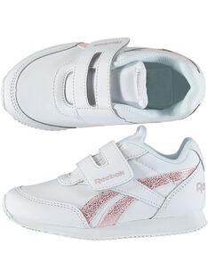 Basket blanche bébé fille Royal CLJOG ADIDAS GBFCN4811 / 19WK37P1D36000
