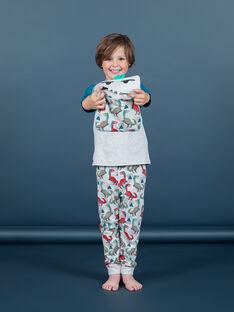 Pyjama Gris MEGOPYJMAN1 / 21WH1272PYGJ922