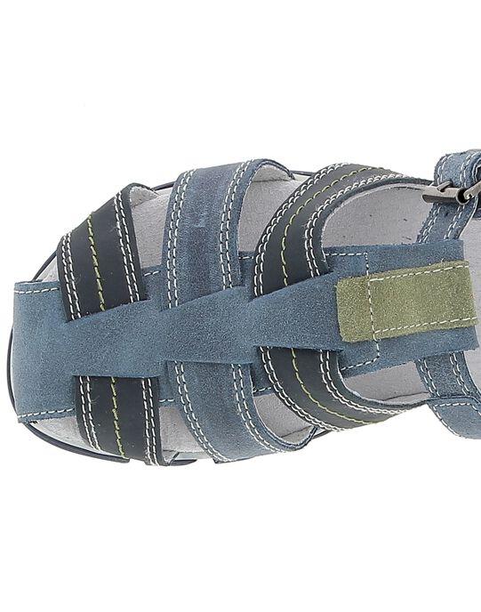 Sandales Bleu CGSANDGECO / 18SK36W1D0EC218