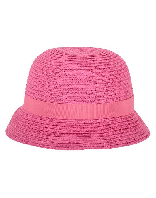 Chapeau rose bébé fille FYICACHA2 / 19SI09D2CHA302