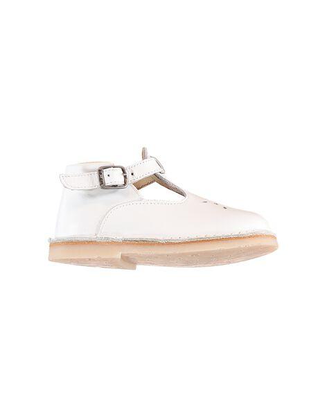 Chaussures salome Blanc JBGSALBASIB / 20SK38Y1D13000