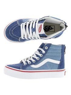 Chaussures de sport Bleue CGA3276Q69 / 18SK36A3D4OC218