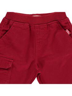 Pantalon bébé garçon CUJOPAN3 / 18SG10R3PAN510