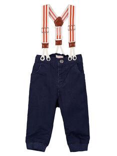 Pantalon Bleu marine GUSANPAN1 / 19WG10C1PAN070