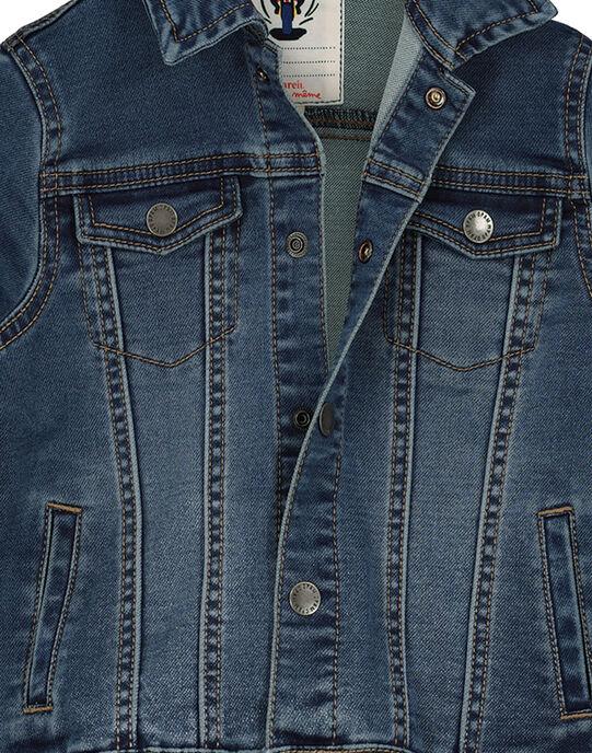 Veste en jean garçon FOGROVES1 / 19S902X1VES704
