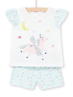 Pyjama Bleu LEFIPYJNUI / 21SH13C1PYJC218