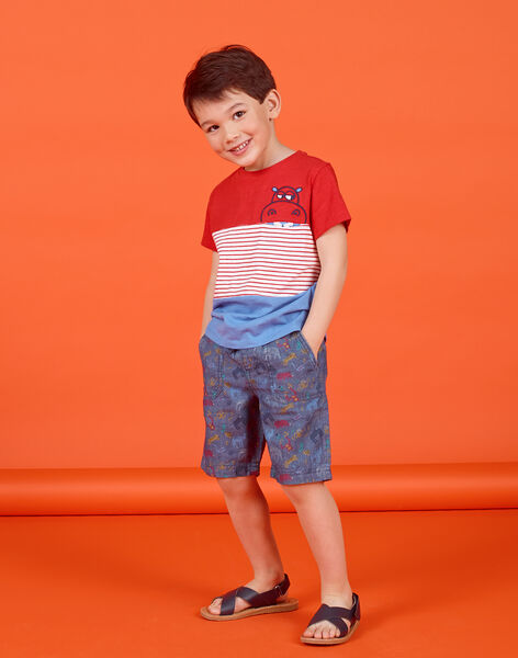 Bermuda - Enfant garçon  LOVIBER3 / 21S902U3BER721