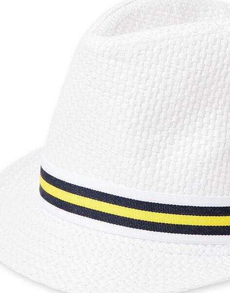 Chapeau Blanc LYOJAUCHA / 21SI02O1CHA000